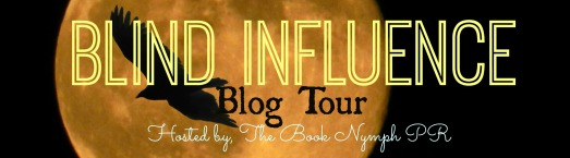 blind influence tour banner